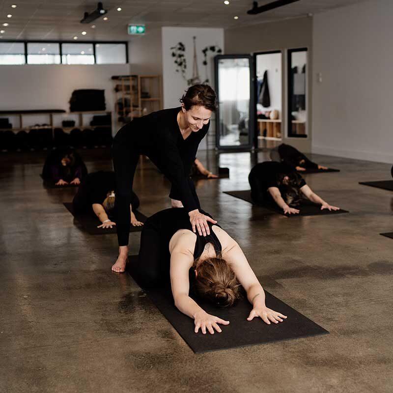 yoga lilydale